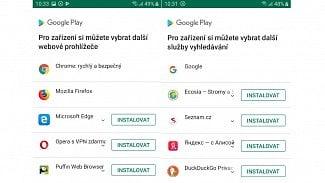 Lupa.cz: Ballot screen v Androidu přichází. Řeší něco?