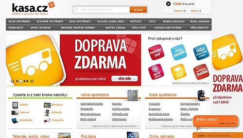Vítaného partnera našla Inzert TV například v nákupním serveru Kasa.cz.