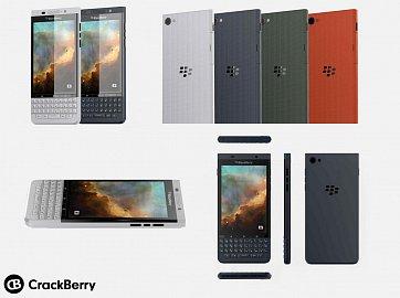 BlackBerry s kódovým označením Vienna bude mít Android.