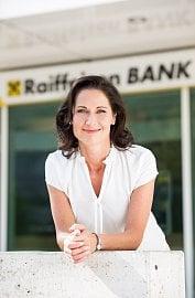Petra Kopecká, tisková mluvčí Raiffeisenbank (11/2016)