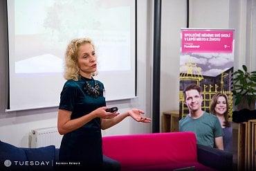 Martina Kemrová, T-Mobile Czech Republic