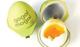 Obal umí sám uvařit vejce