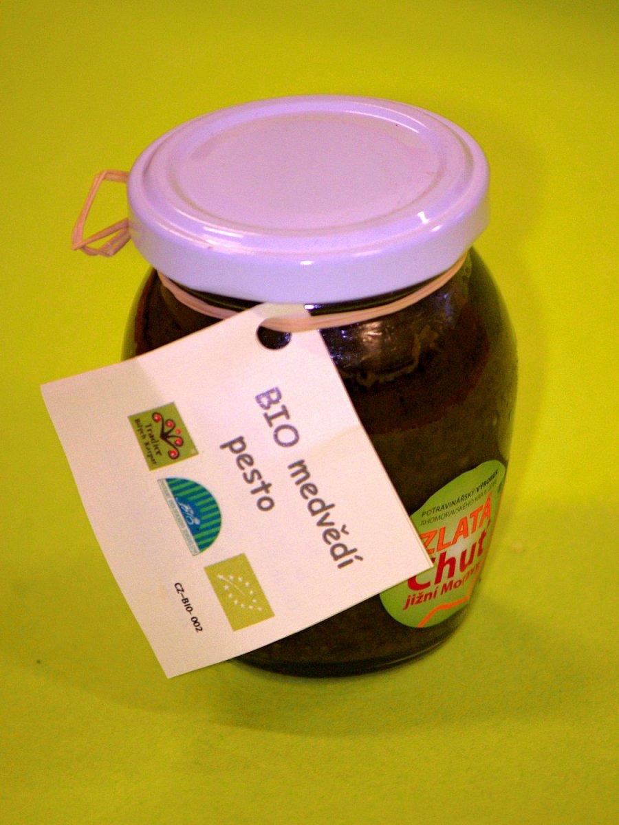 Oceněné biopotraviny