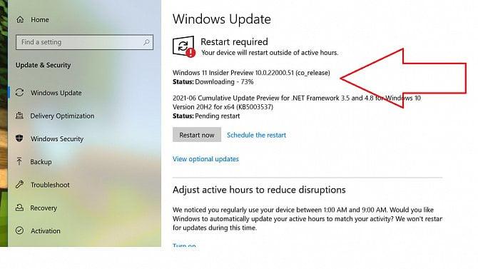 Jak si vyzkoušet betaverzi Windows 11?