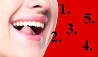5kroků pro úsměv na celý život