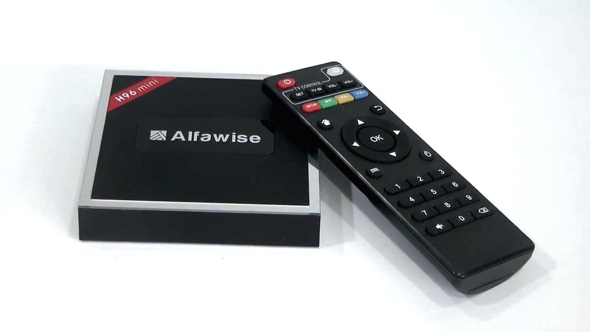Alfawise H96 Mini - představení přístroje