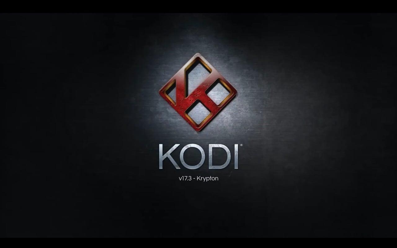 Kodi 17.3 Krypton