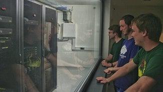 Root.cz: Studenti na Strahově mají novou centrální serverovnu