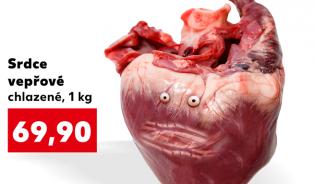 Vitalia.cz: Valentýn v Kauflandu, zákazníci v šoku