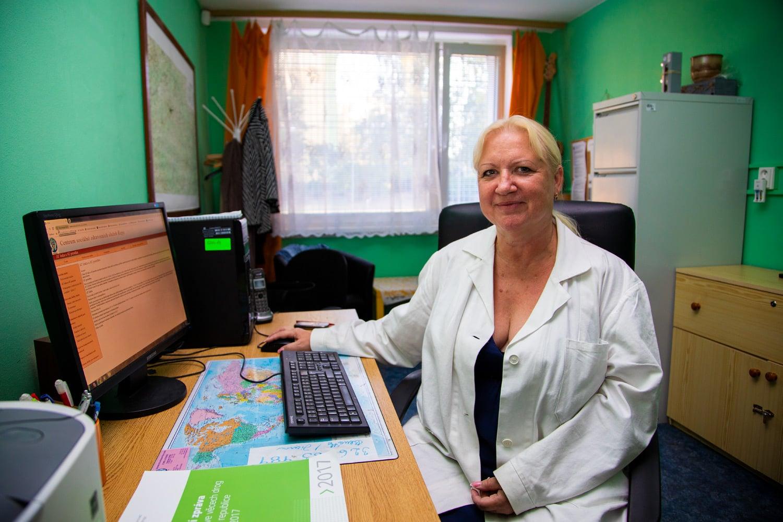 MUDr. Gita Pekárková, specialistka na léčbu závislostí
