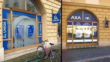 Pobočky AXA se mění na UNIQA. (14.12.2020)