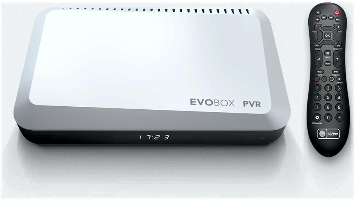 Představení modelů EVOBOX PVR a HD