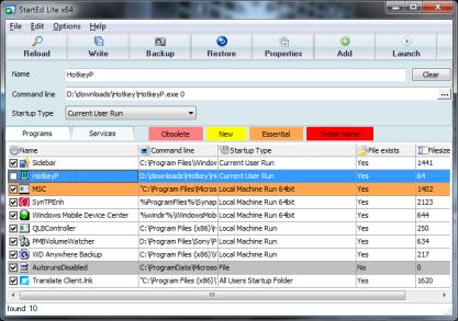 Pomocí StartEd optimalizujete start systému