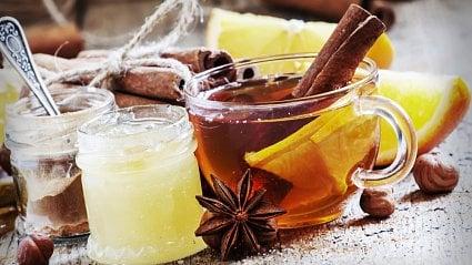 Vitalia.cz: Imunitu posílí lahodný domácí čaj