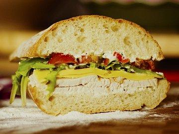 Yummy sendvič