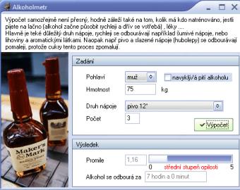 <p>Tři dvanáctky a hned více než jedna promile alkoholu v krvi</p>
