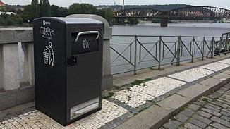 Lupa.cz: Praha za miliony pořizuje chytré odpadkové koše