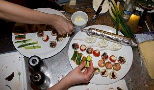 Kurz vaření: Jak se připravuje fingerfood