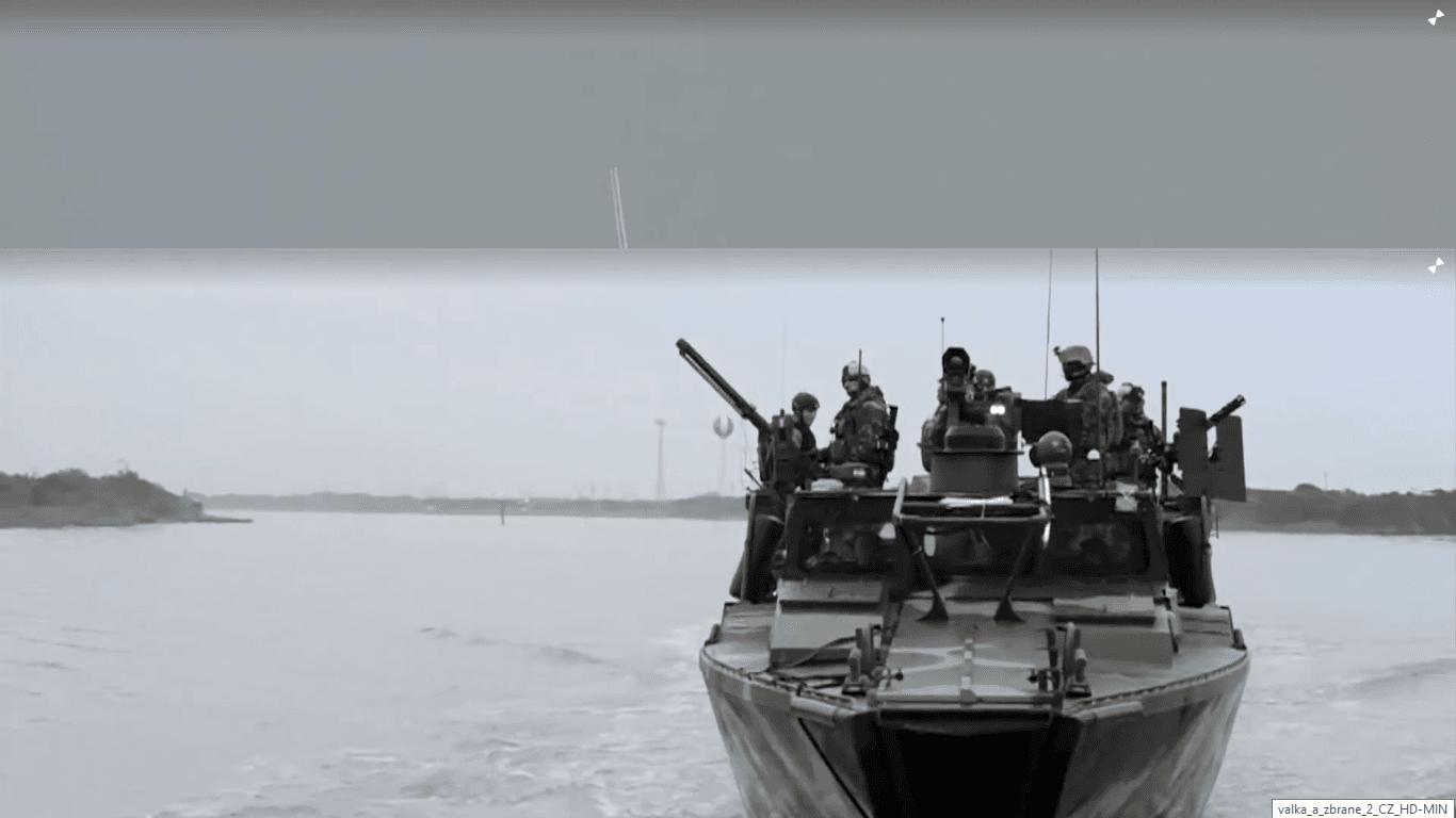 Válka a zbraně III, Film Popular