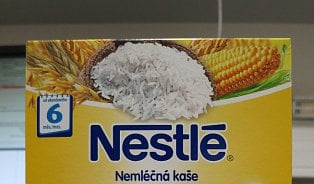 Vnemléčné kaši Nestlé se našel nebezpečný atropin
