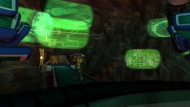 Psychonauts - obrázky ze hry