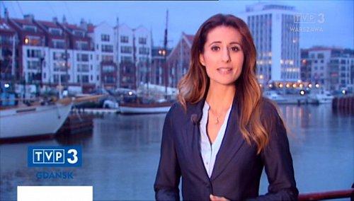 Ukázka z vysílání televize TVP 3