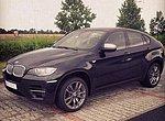 TEST: BMW X6 M50d