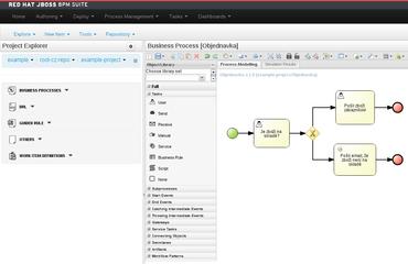 Business Central je webová aplikace, která je součástí BPM Suite.