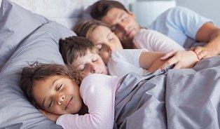 Homeopatie a spánek
