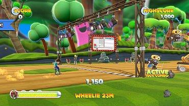 Joe Danger 2 - obrázky ze hry.