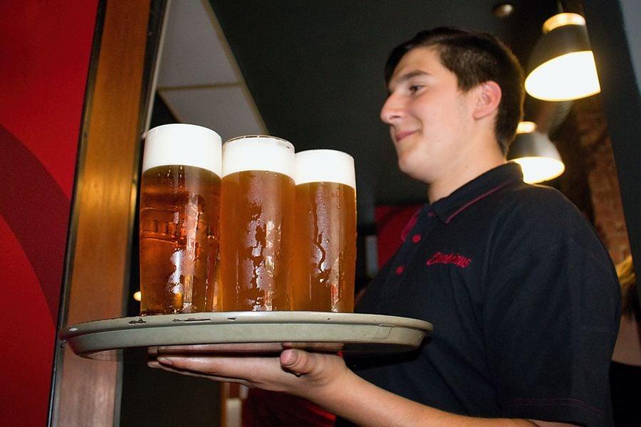 Na pivu s degustátorem a se sládkem pivovaru