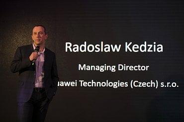 Radoslaw Kedzia, Huawei