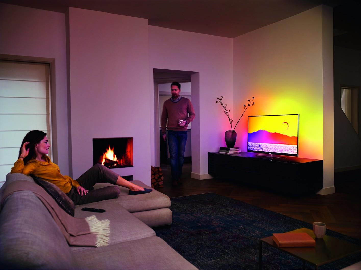 Televizory Philips s operačním systémem Android Lollipop