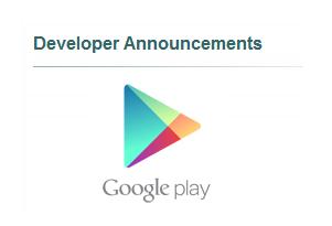 Čeští vývojáři již mohou prodávat aplikace pro Android