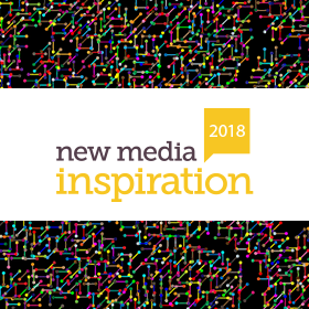 Logo New Media Inspiration 2018
