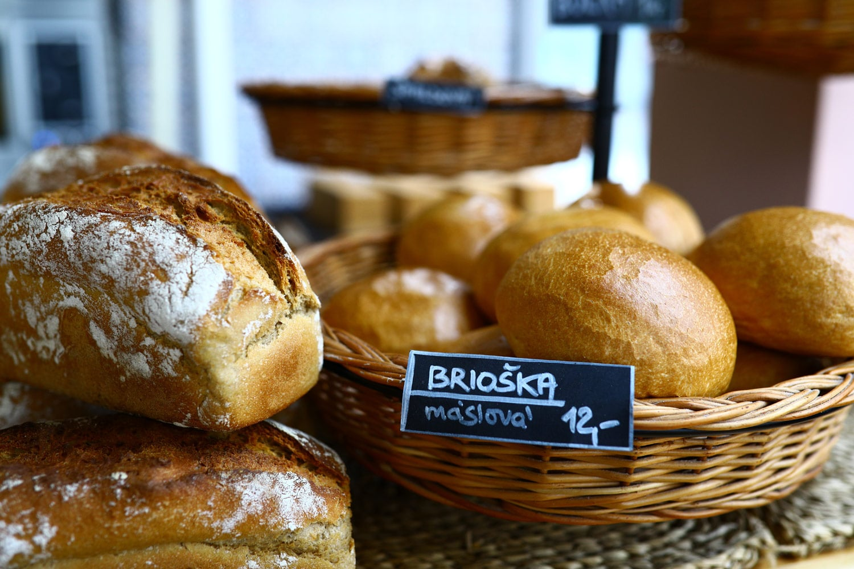 Naše Toustárna peče vlastní toustový chléb