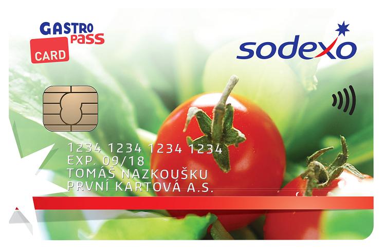 Stravenková karta Gastro Pass Card