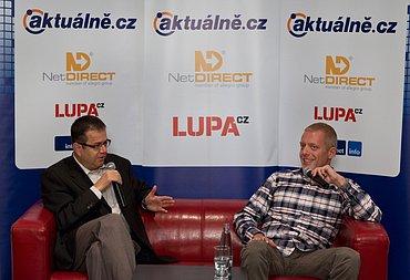 NetClub s Martinem Černohorským