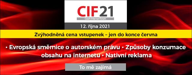 Cif21-tip do clanku - temata - early cena