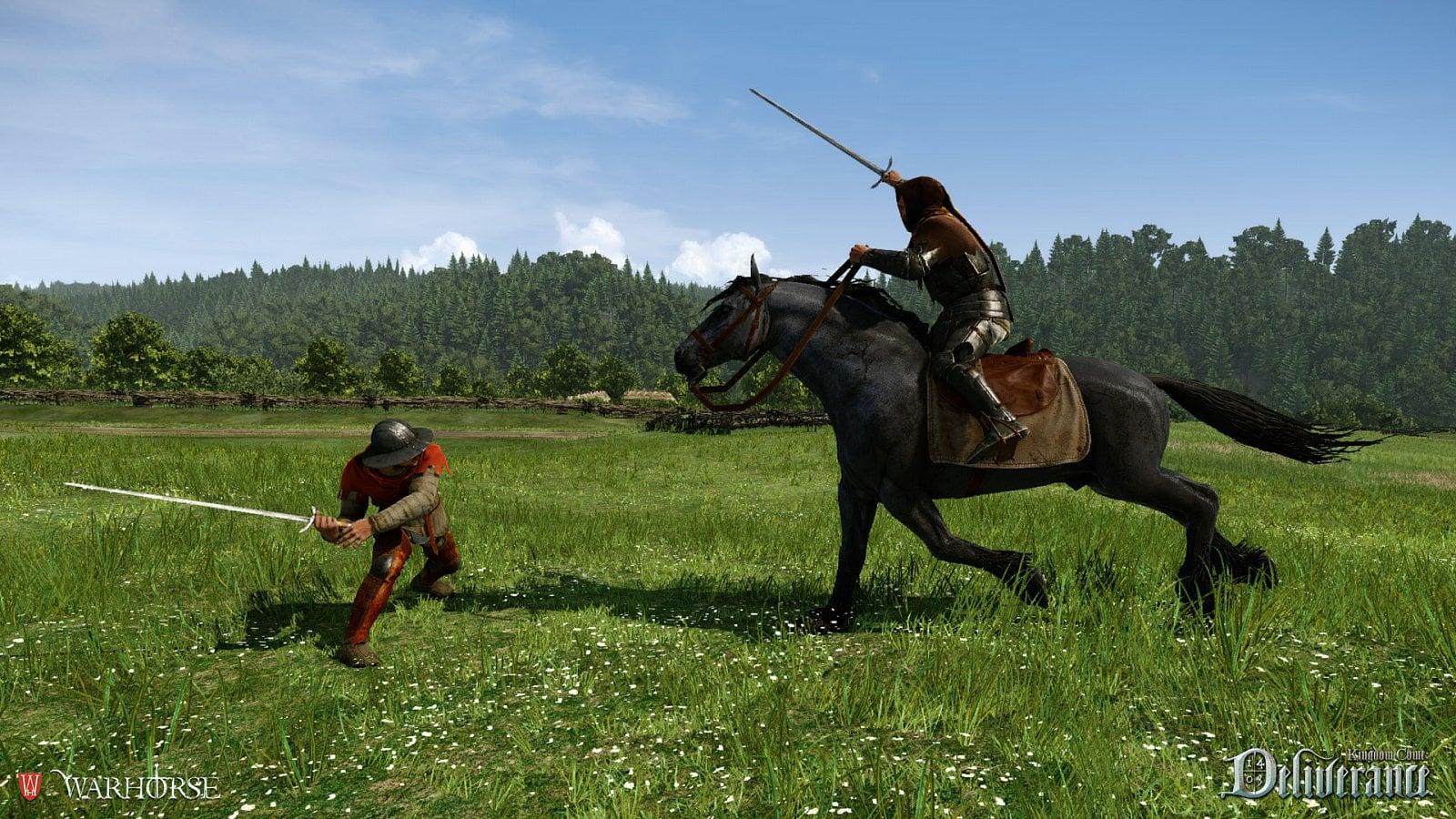 Jak vypadá hra Kingdom Come: Deliverance