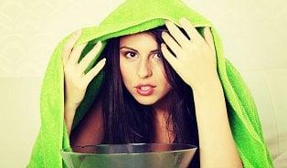 Když zvlhčíme dýchací cesty, vyhnou se nám chřipky