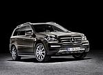 Mercedes-Benz GL– limuzína do terénu. Bez přehánění!