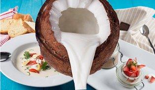 Co všechno umí kokosová smetana