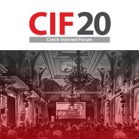 Logo Czech Internet Forum 2020