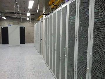 Datacentrum DataSpring v Lužici u Hodonína