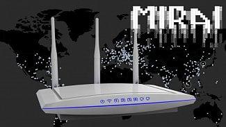 Mirai má nový cíl: útočí na routery, cílů má 5milionů