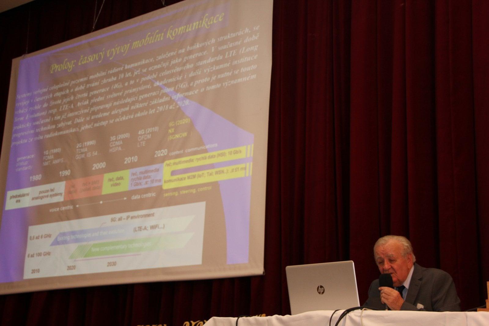 XXVI. konference Radiokomunikace - druhý den