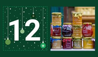 Jakou marmeládou spojovat vánoční cukroví?