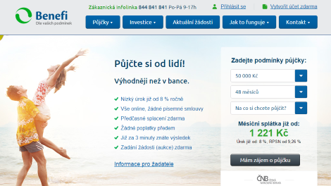 Online pujcka beroun cz