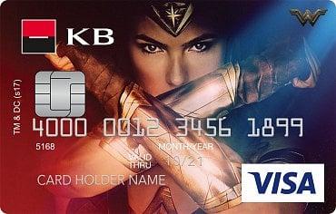 Nové designy platebních karet